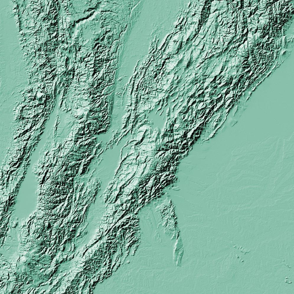 Colombia Topographic Wall Art Map Mapscaping Com