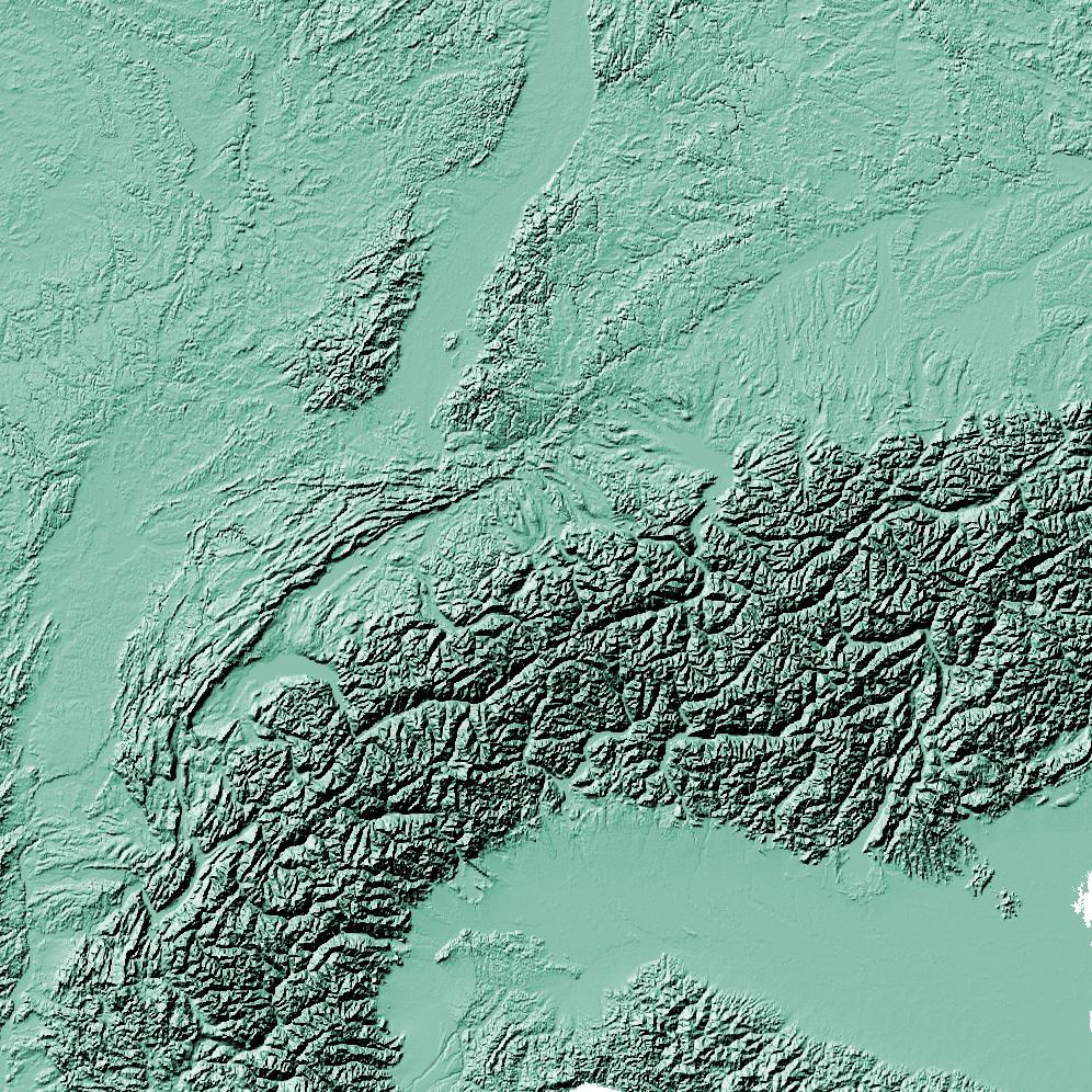 Europe Topographic Wall Art Map Mapscaping Com
