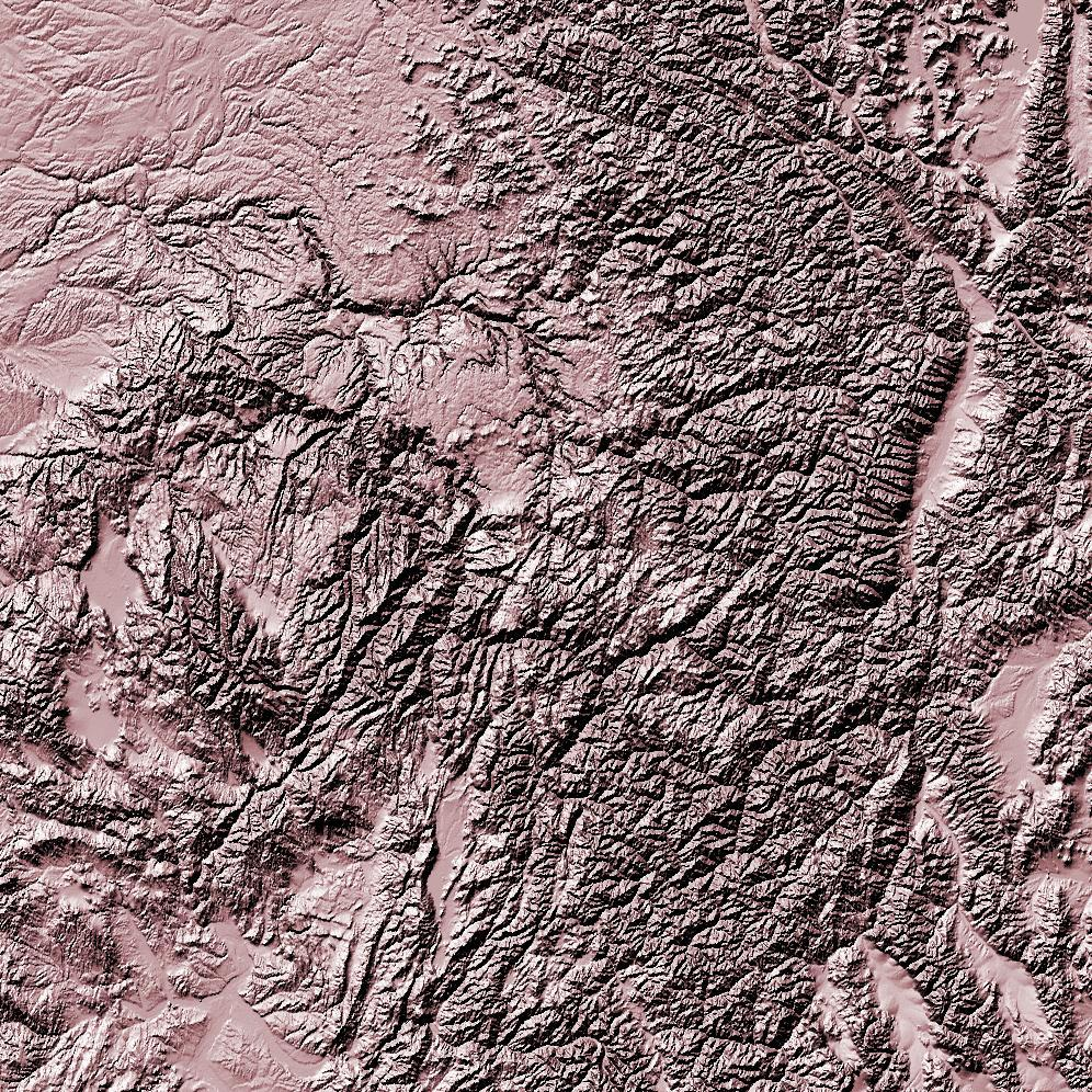3d Topographic Map Of Usa.Usa Map 3d Rose