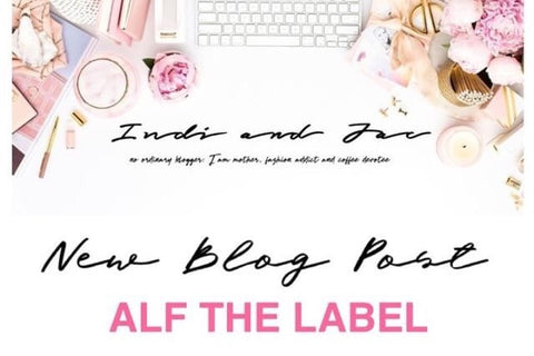 Indi and Jac review Alf the Label