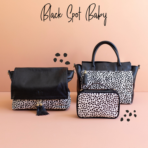 The Black Spot Nappy Bags