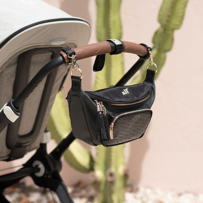 Alf Active Pram Straps: Shadow