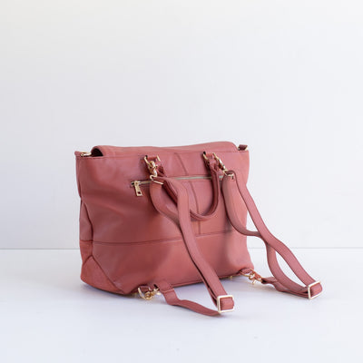 The Ari 4 Way Backpack - Rouge [Limited Edition]