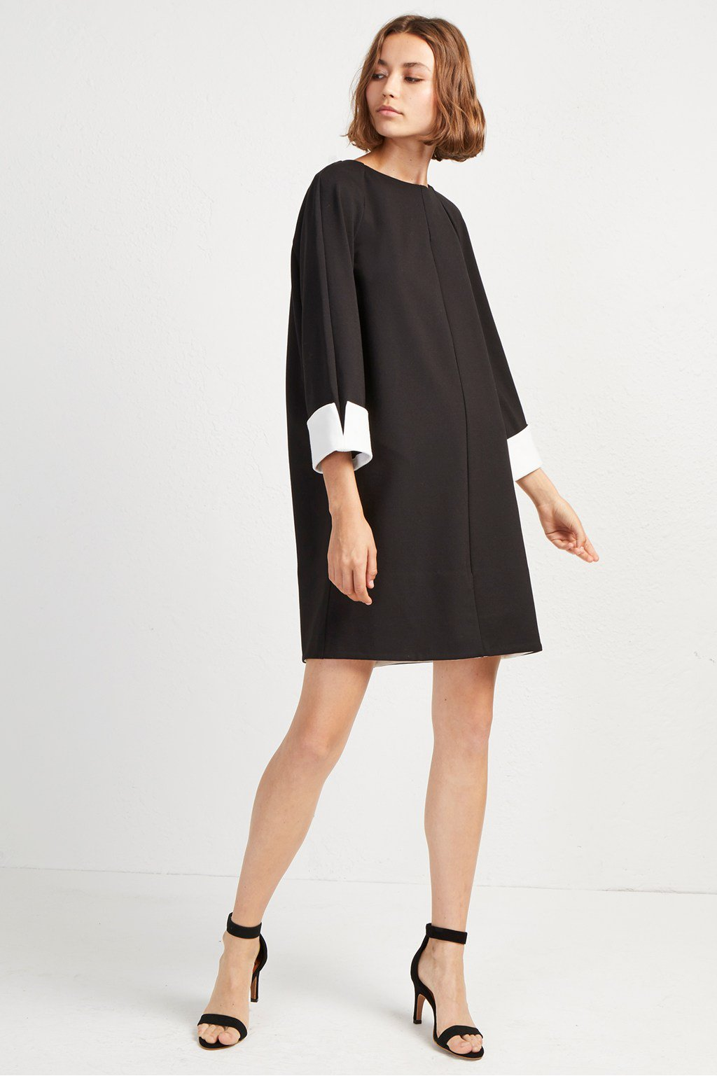 Elsy Jersey Shift Dress