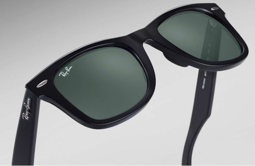 Ray Ban RB 4340 001 - Ottica Pietroni.it