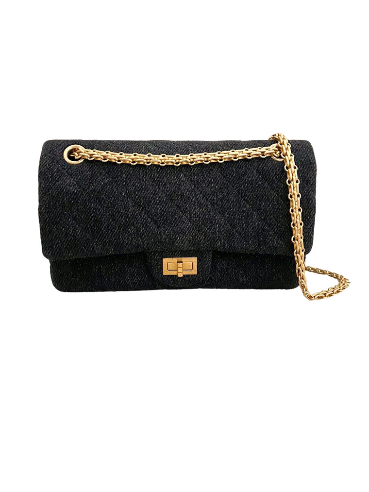 CHANEL REISSUE BAG - BLACK