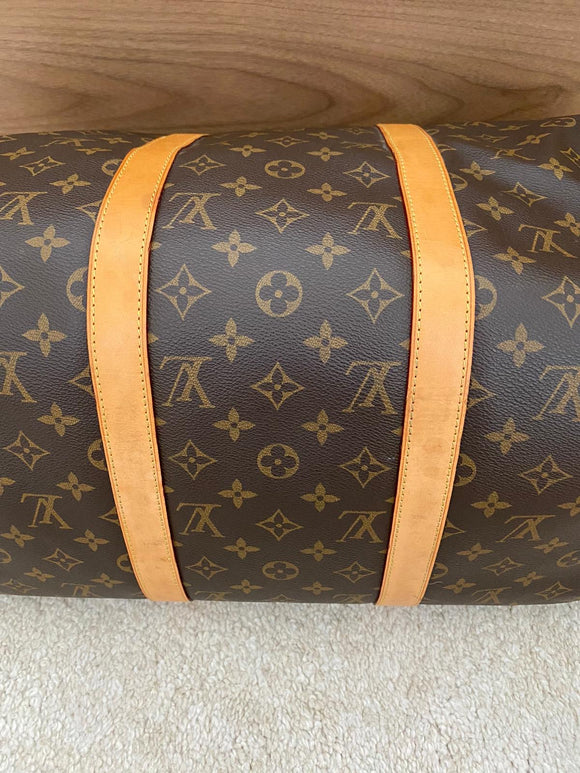 LOUIS VUITTON TRAVEL LUGGAGE BAG