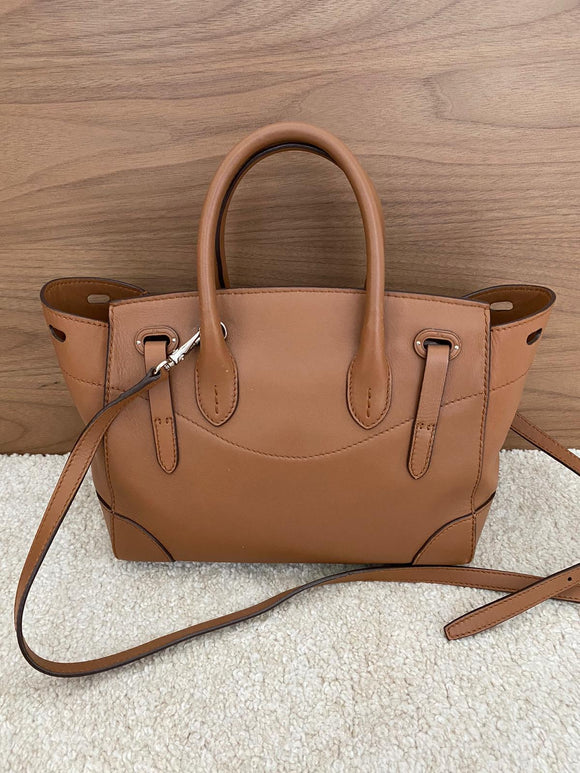 RALPH LAUREN SOFT RICKY BAG