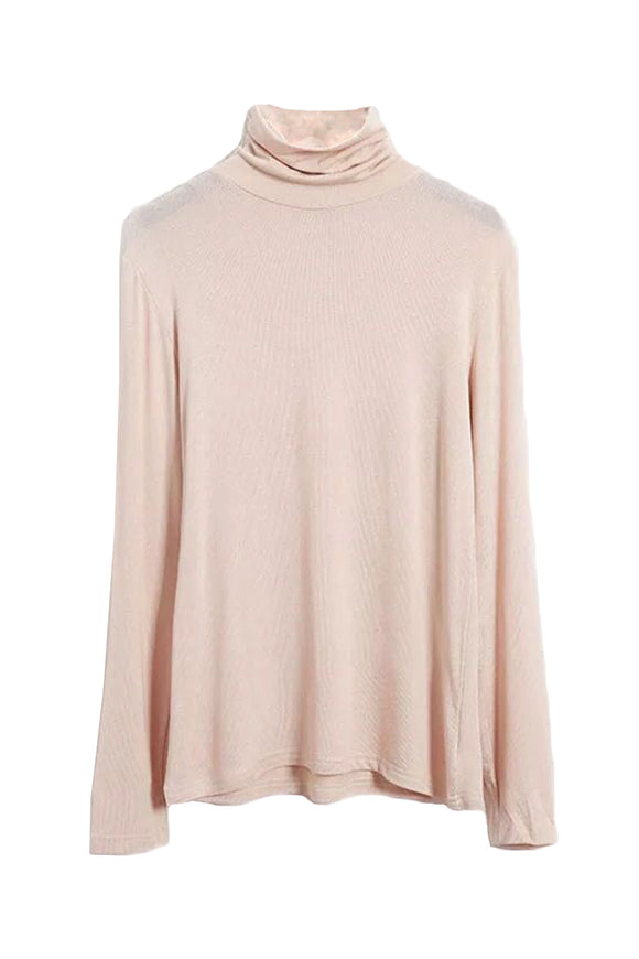 Parisian Turtleneck Top