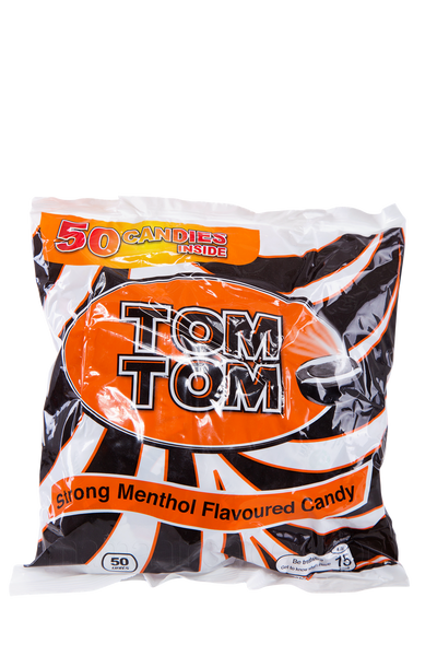 Tom Tom Sweets STRONG MENTHOL SWEETS