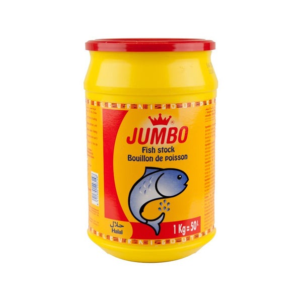 Jumbo Fish Stock Box