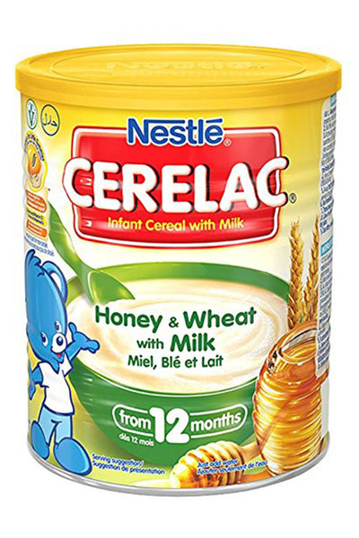 CERELAC HONEY WHEAT WITH MILK