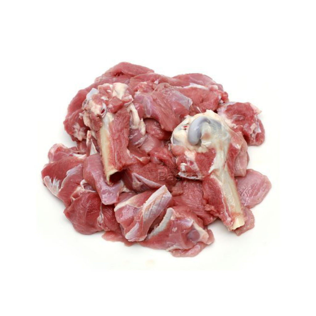 FRESH CUTS GOAT MEAT