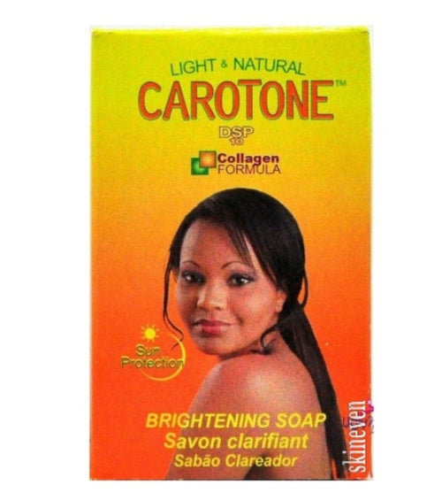 Carotone Light Natural Soap