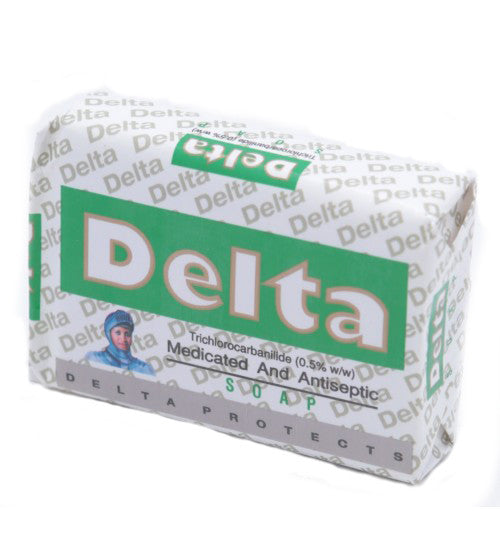 Delta Medicated And Antiseptic Soap 12x6