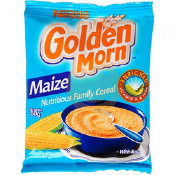 Golden Morn Maize Nutritious Family Cereal
