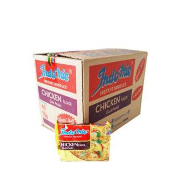 Indomi Chicken Flavour Box