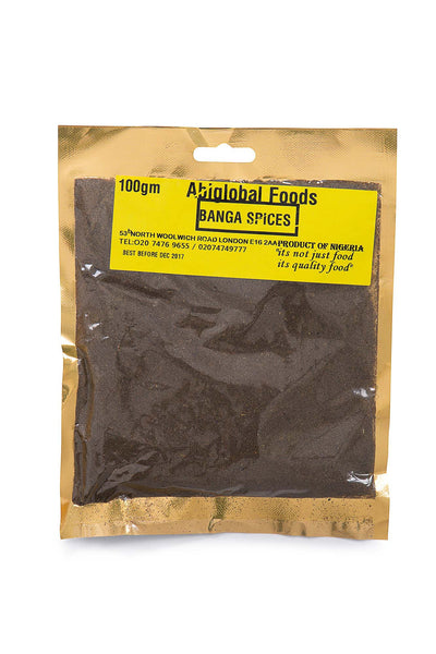 Abiglobal Foods Banga Spices 100g