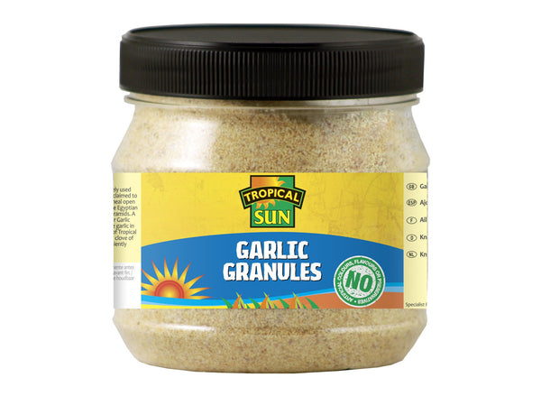 Tropical Sun Garlic Granules