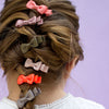 Martha bow salon clips BY MIMI AND LULA