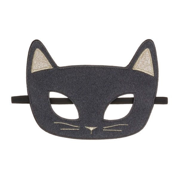 Creepy cat mask