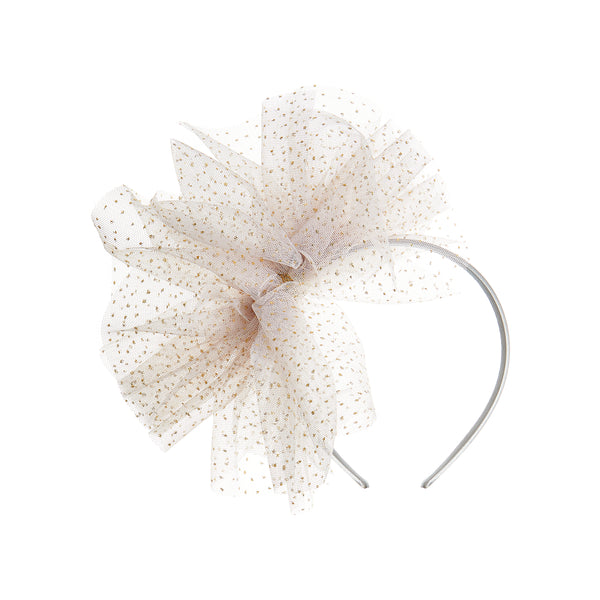 Fairy dust tutu bow alice
