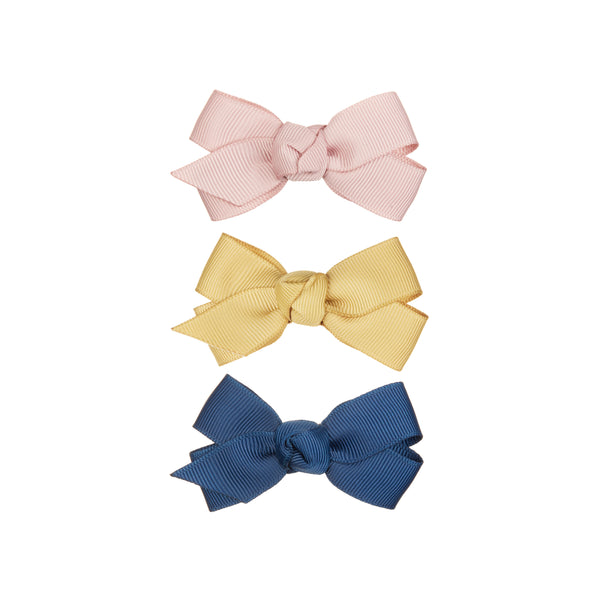 Florence bow clips