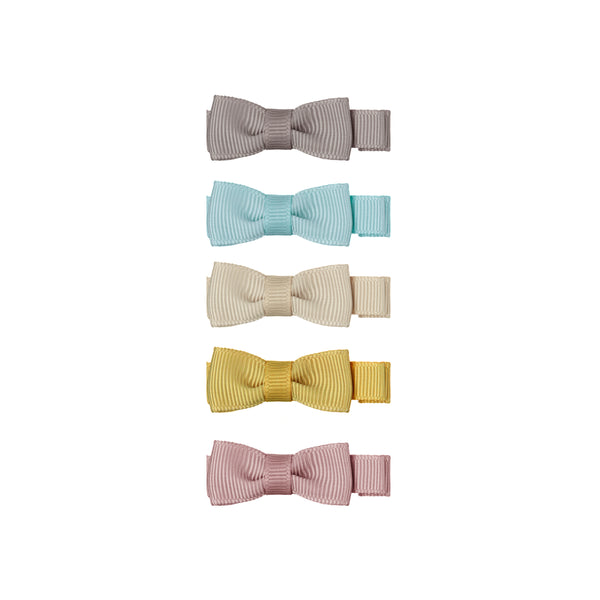 Martha bow clips