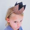 Glitter crown alice