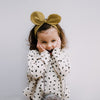 Minnie bow bando BY MIMI AND LULA