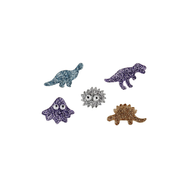 Monsters and dinosaurs ring pack BY MIMI AND LULA