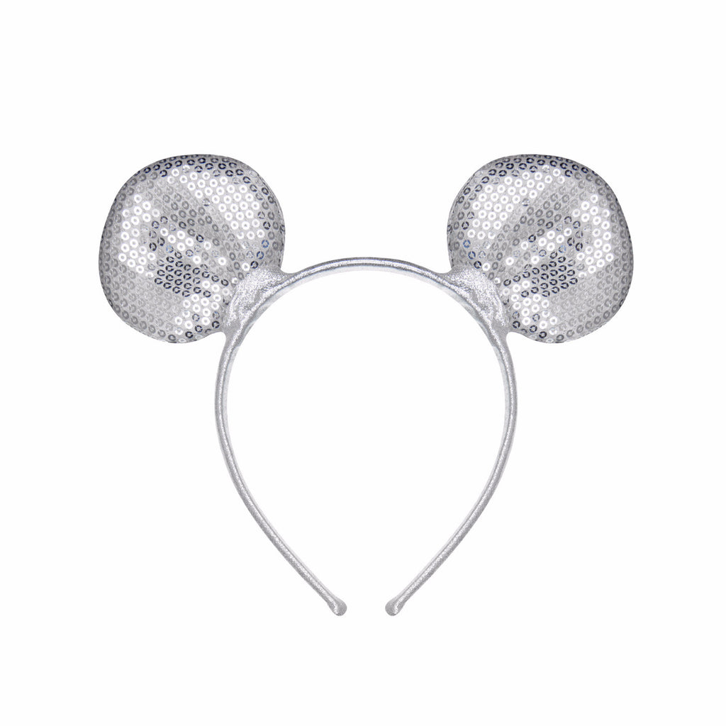 Mouse ears alice band