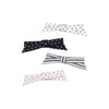Nautical Betty bow clips