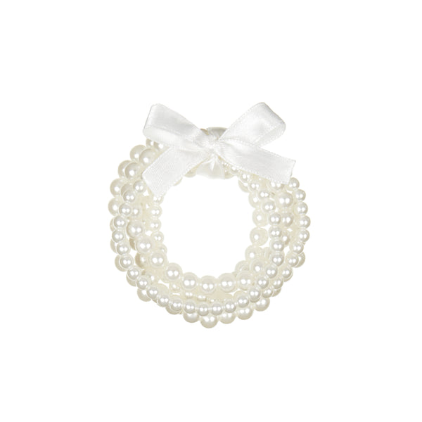 Ladylike pearl stretch bracelets BY MIMI AND LULA