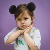 Pom pom ears alice band BY MIMI AND LULA