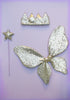 Sparkle sequin wings BY MIMI AND LULA