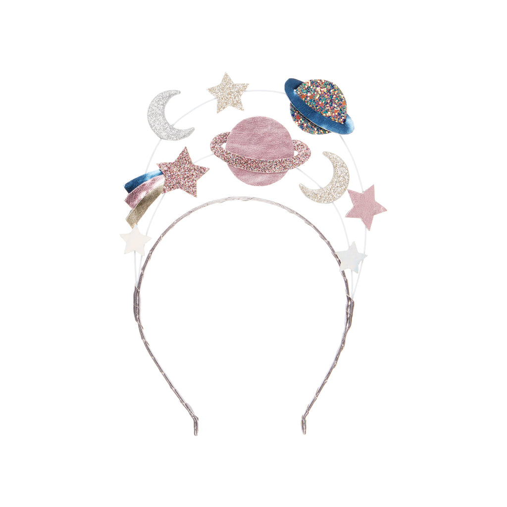 Solar system headdress