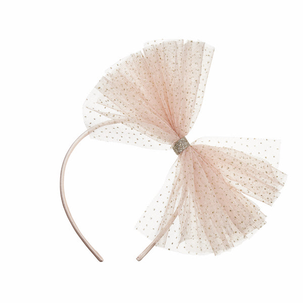 Tutu bow alice band BY MIMI AND LULA