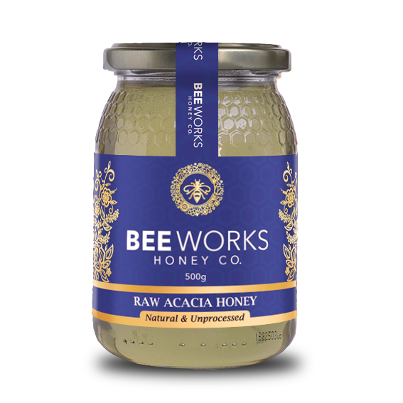 Raw Acacia Honey - 500g