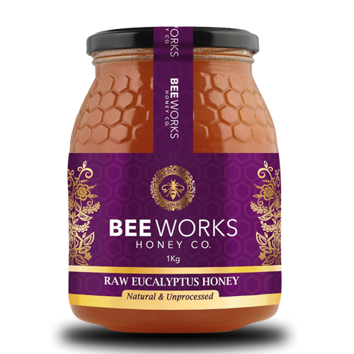 Raw Eucalyptus Honey - 1kg