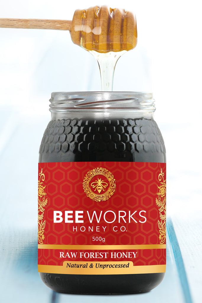 Raw Forest Honey - 500g