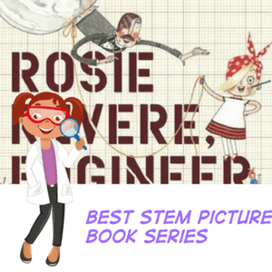 Best STEM Picture Book Series