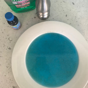 3 Ingredient Surface Tension Experiment