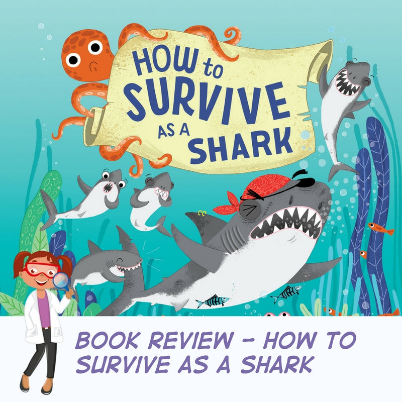 Book Review - How to Survive as a Shark