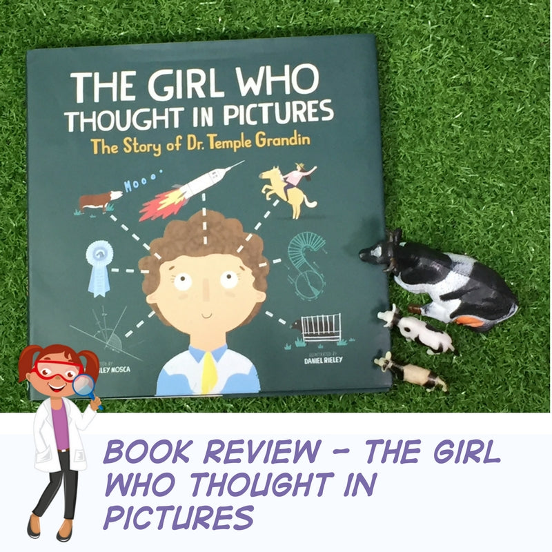 Book Review - The Girl Who Thought in Pictures
