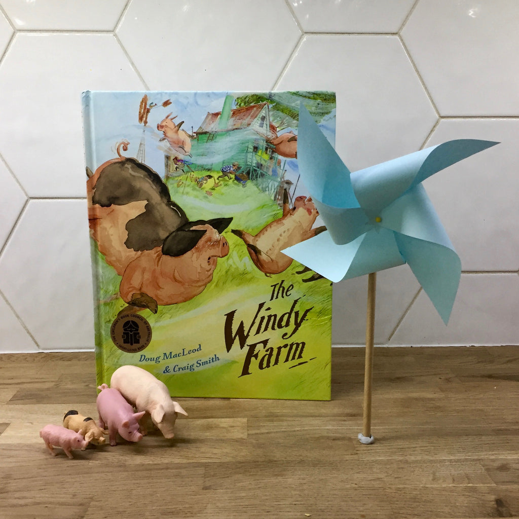 The Windy Farm - STEM Story and Activity