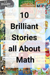10 fabulous books about maths for kids aged 1, 2, 3, 4, 5, 6, 7, 8, 9, 10, 11, 12-years-old