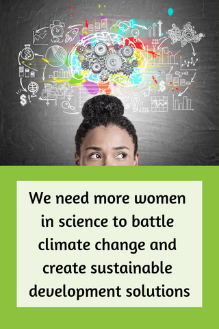 International Day of Women and Girls in Science 2019 Women as part of a sustainable future