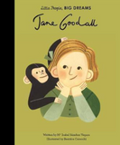 Jane Goodall animal conservationist