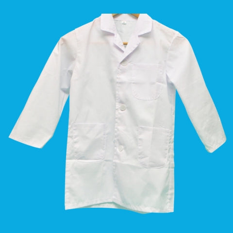 Children's lab coat. Kid's lab coat